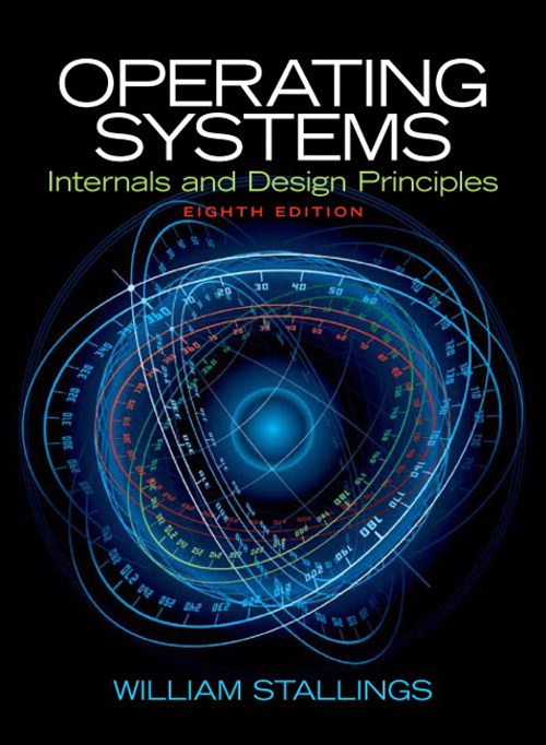 William Stallings. Operating Systems - Internals and Design Principles