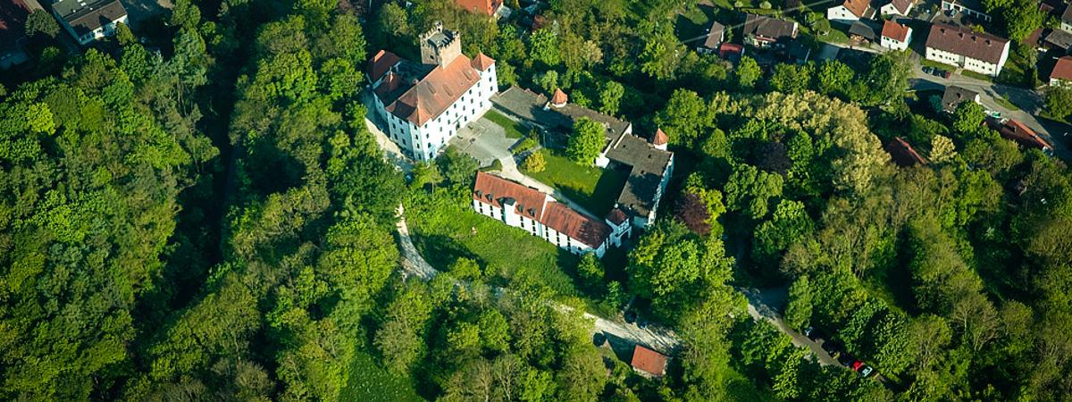 Frühjahrstreffen 2017 auf Schloss Reisensburg