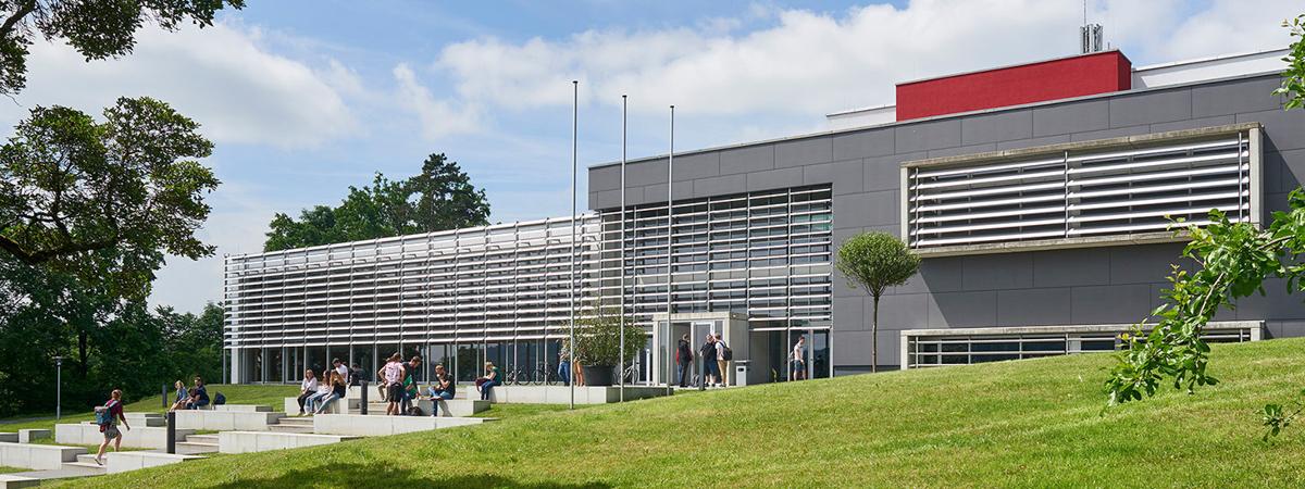 Campus der Hochschule Coburg